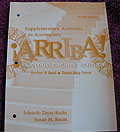 Supplementary Activities to Accompany Arriba, Fourth Edition