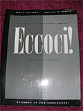 Eccoci! Beginning Italian, Workbook & Laboratory Manual