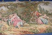 Le Coppie Lovers Tapestry